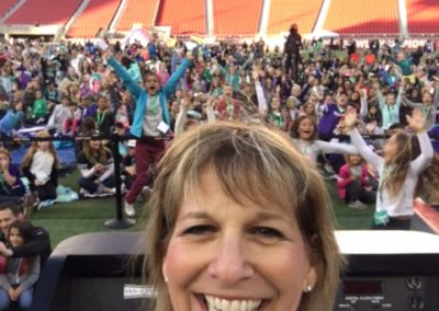 Girl Scouts-Levi's Stadium