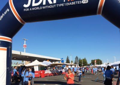 JDRF Walk-Levi's Stadium