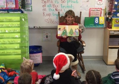 Reading to Kinders